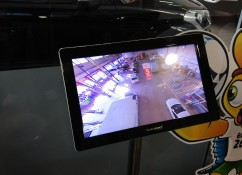 Сенсорный экран 22